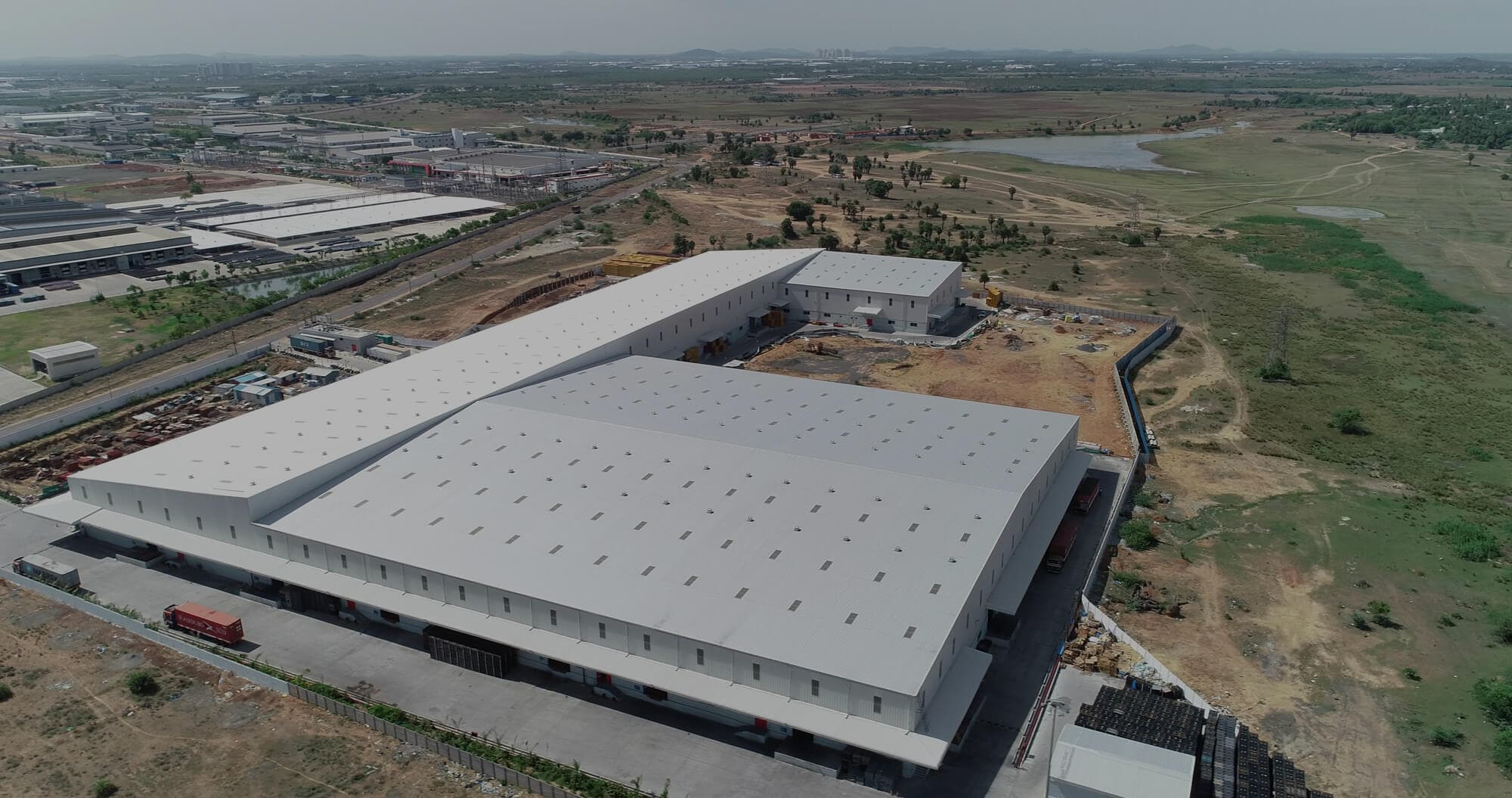 IndiaLand - Industrial, Logistics & Warehouse Space for Rent